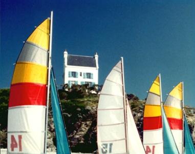 chambre location de vacances Belle ile en mer